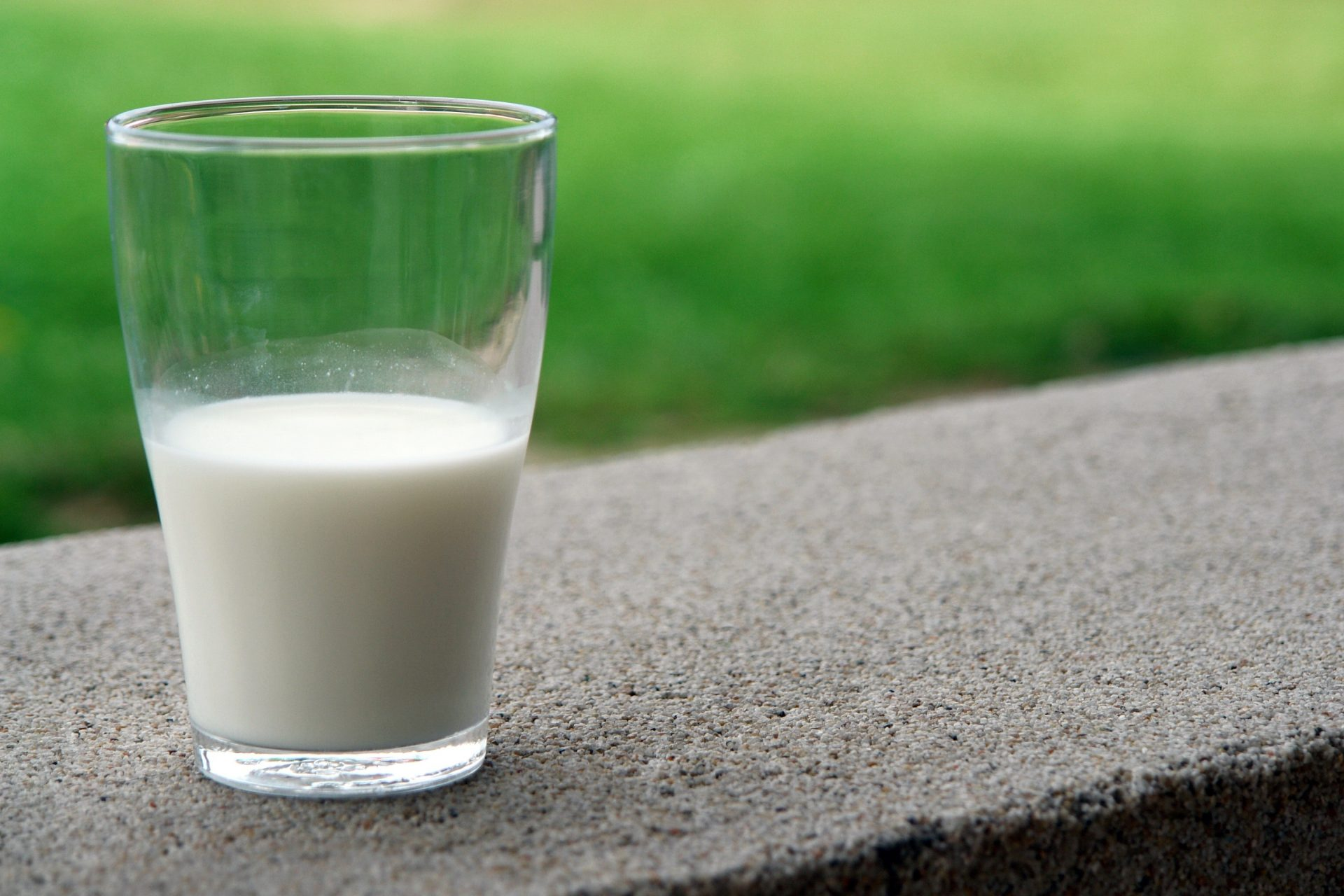 Milk lasts up to a week after its 'best-by' date if stored properly. Source: Eat By Date